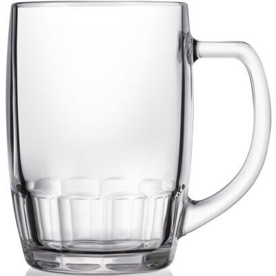 De Bamberg Seidel bierpul. Eigen bedrukking mogelijk
