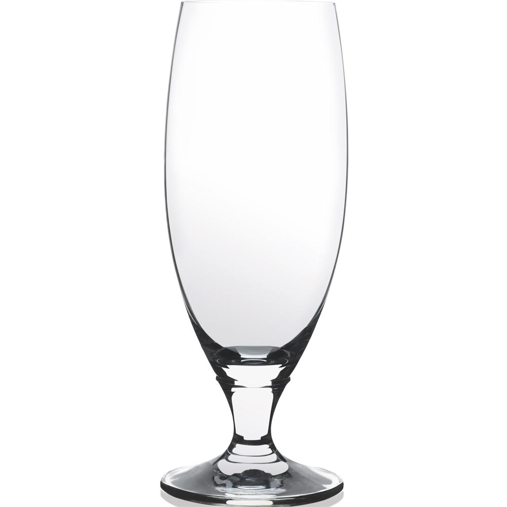 Het Elite voetglas van Beers & Brands