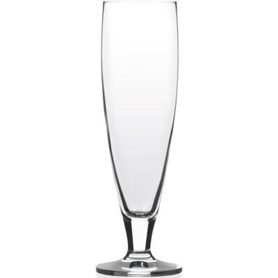 Bij Beers & Brands koopt uw het Pegasus voetglas met eigen bedrukking