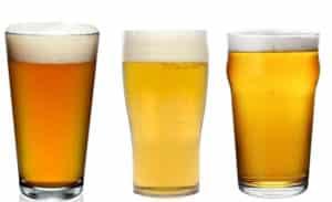 pint bierglazen bedrukken