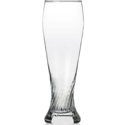 Het unieke Tannheim bierglas van Beers & Brands. Eigen bedrukking mogelijk