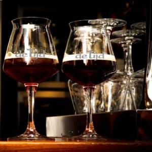 Bij Beers & Brands voorziet u uw bierglazen van unieke bedrukking