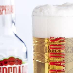 Bedrukte bierglazen koopt u bij Beers & Brands