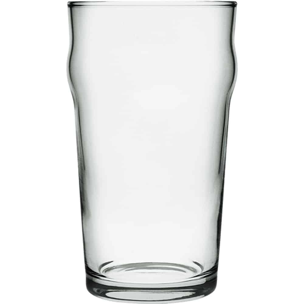 Bestel het Nonic bierglas bij Beers & Brands. Bedrukking vanaf 96 stuks