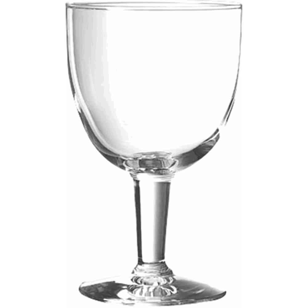 Het Triomphe voetglas bestelt u bij Beers & Brands. Eigen bedrukking is een optie!