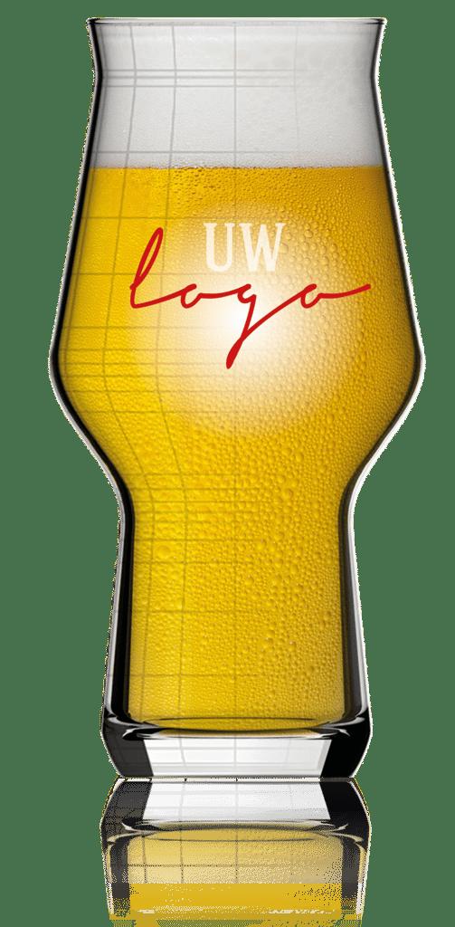 Maak uw bierglazen origineel met uw eigen bedrukking bij Beers & Brands