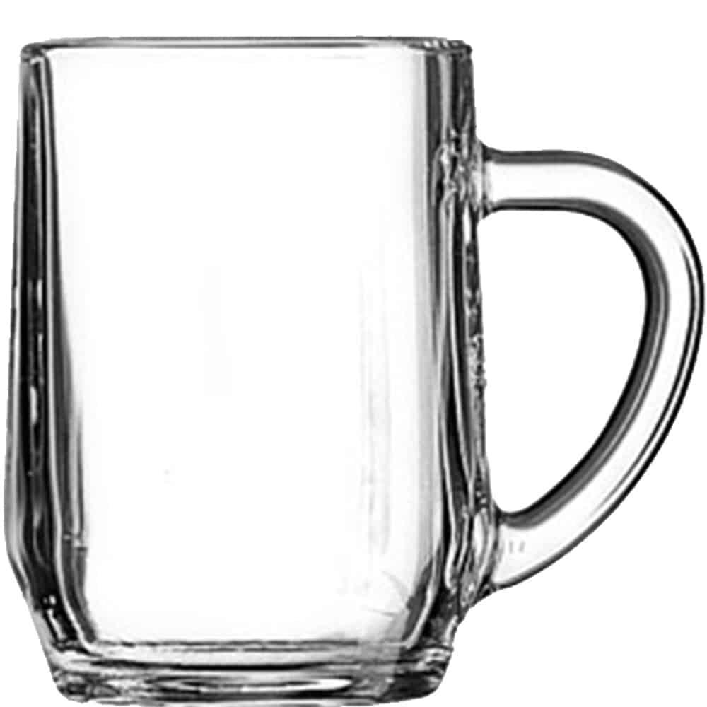 Koop uw Haworth bierpul bij Beers & Brands. Bedrukking vanaf 96 stuks