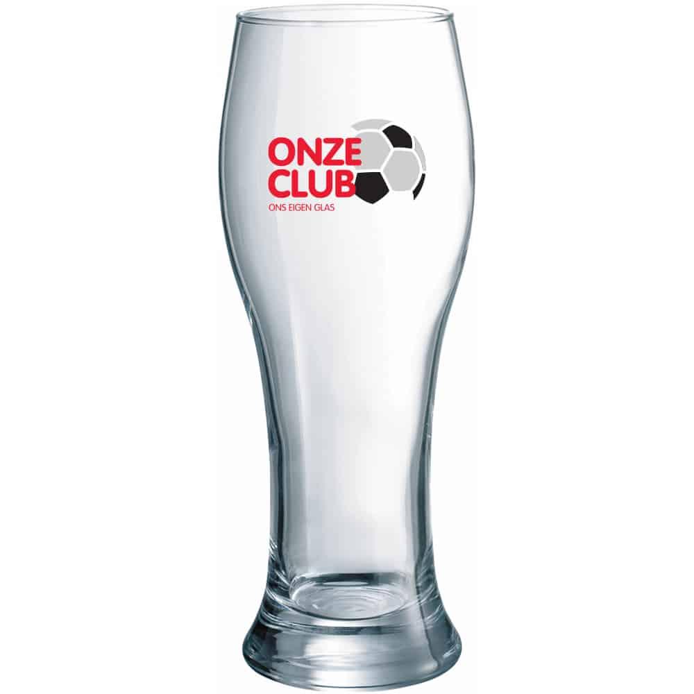 Bedruk uw Brasserie bierglas bij Beers & Brands