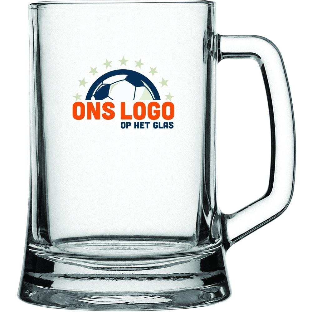Bij Beers & Brands bedrukt u Bremen bierpullen voor uw sportvereniging