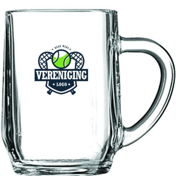 Bestel bij Beers & Brands uw bedrukte Haworth bierpul