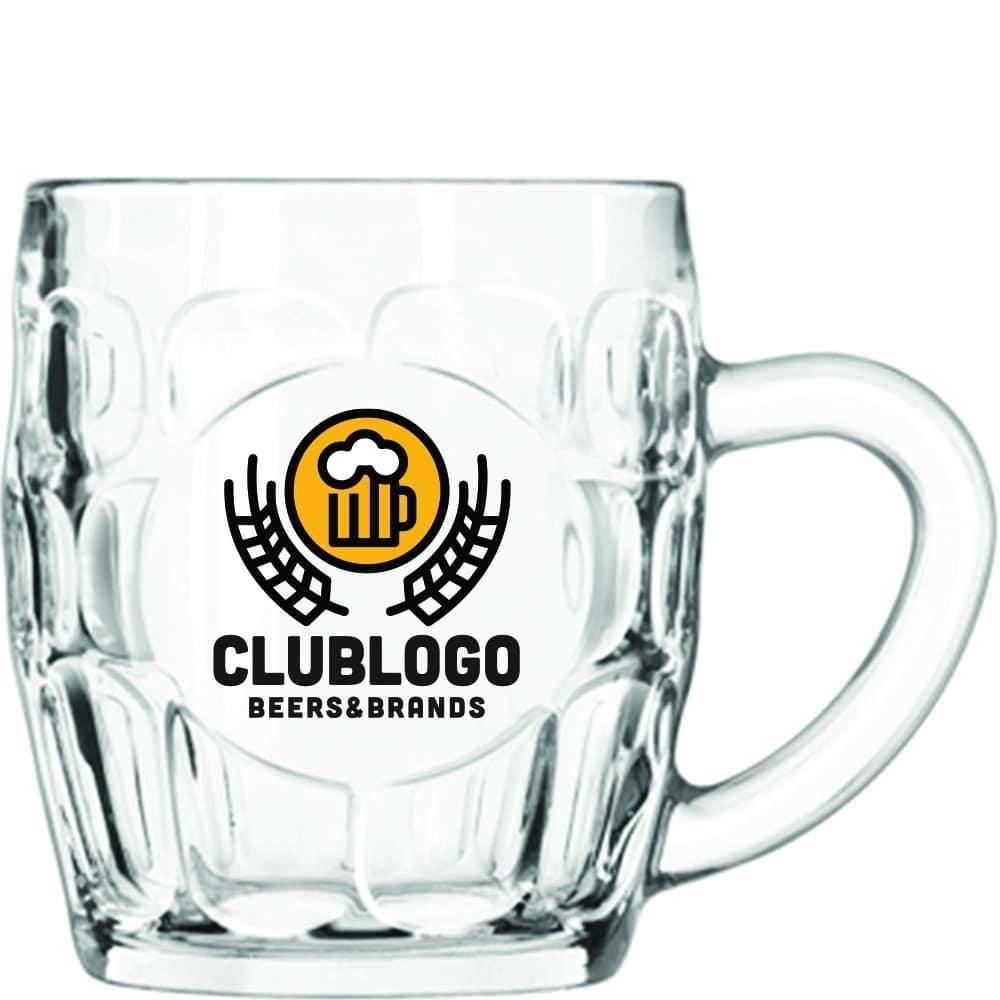 Bedruk bij Beers & Brands uw sintra bierpul
