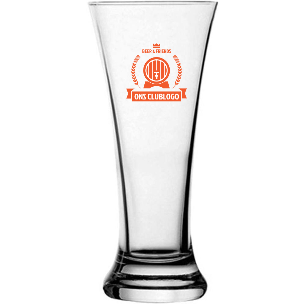 Tuborg bierglazen laat u bedrukken bij Beers & Friends