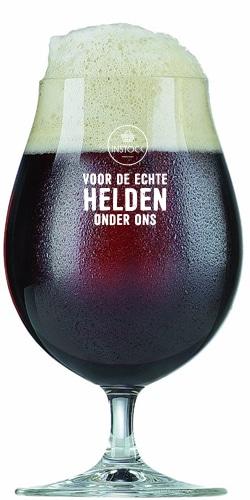 Een Voetglas laten bedrukken bij Beers and Brands