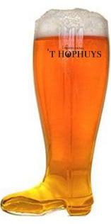 Het unieke Boot bierglas bestelt u bij Beers & Brands
